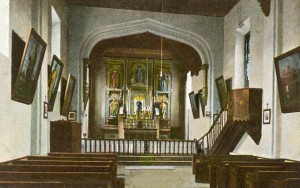 San Gabriel Arcangel - interior