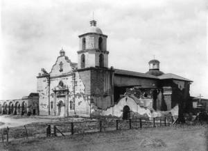 San Luis Rey de Francia - old