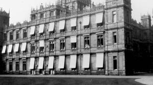 World War I - Highclere as a military hospital