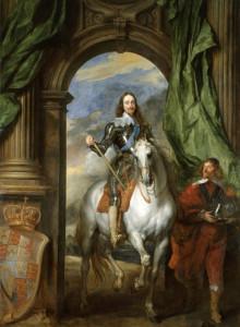 Charles I_Anthony_Van_Dyck