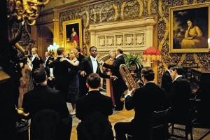 Downton Abbey - Jazz band