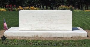 FDR gravesite