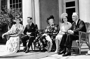 Royal visit - June 1939