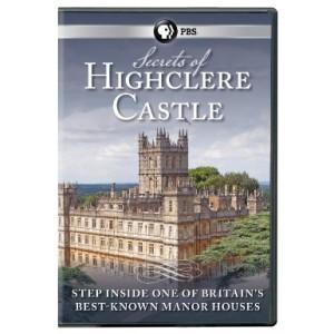 Secrets of Highclere Castle DVD