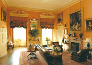 Highclere Castle, Smoking Room