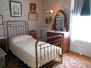 Springwood - FDR childhood bedroom