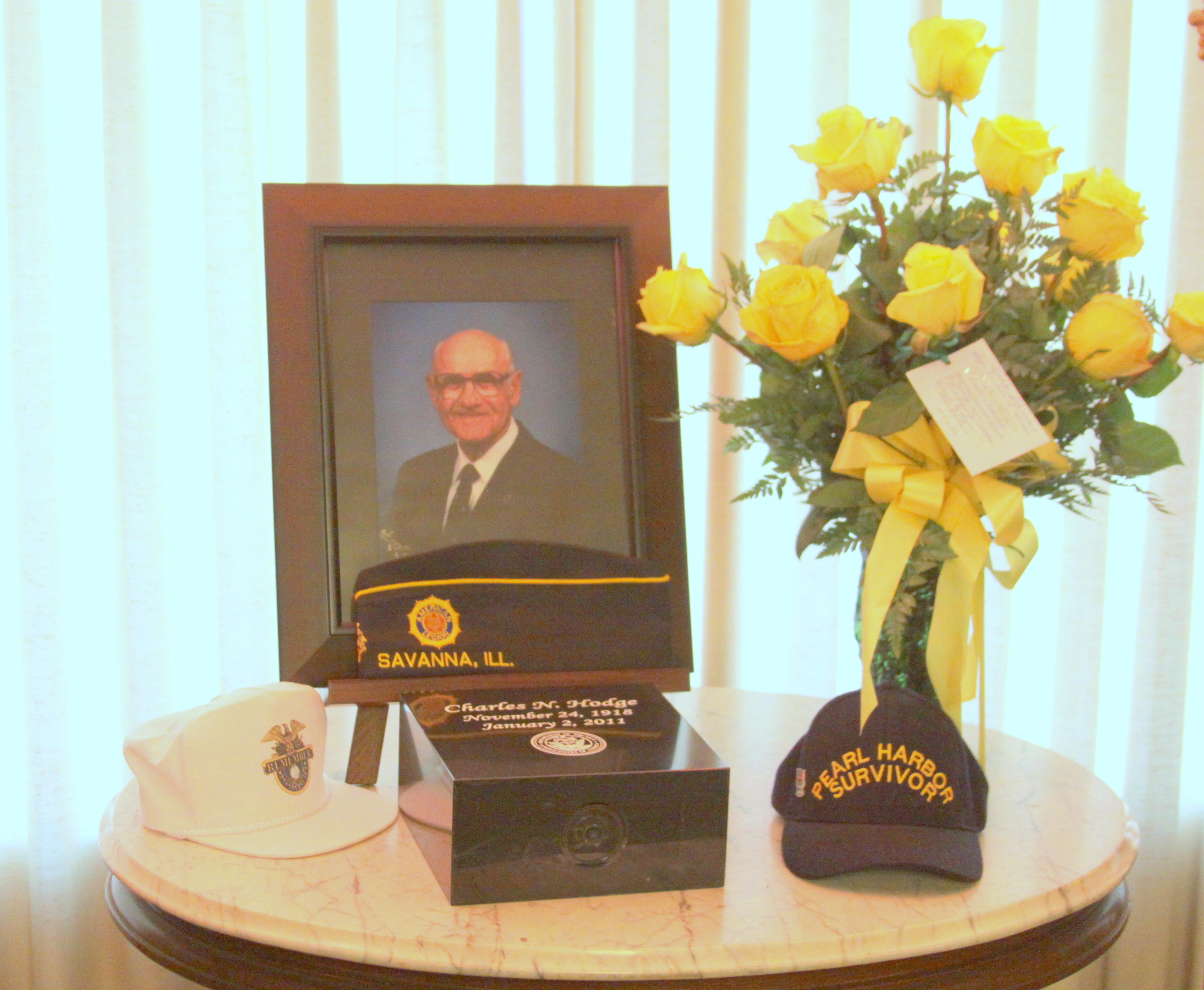 Funeral Or Memorial Service
