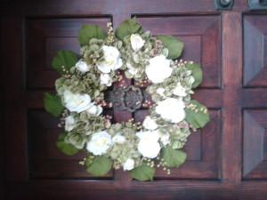 Funeral wreath 1