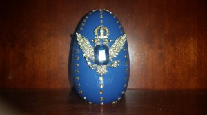Faberge egg - final