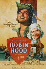Adventures of Robin Hood DVD cover