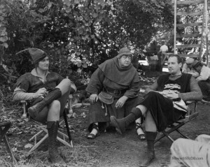 Adventures of Robin Hood filming 2