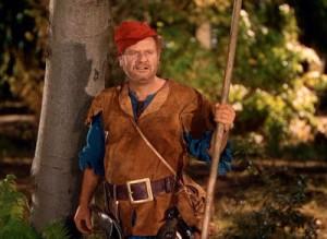 Alan Hale, Sr. as Little John