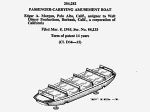 Arrow Developement Company boat patent