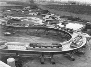 Arrow Developement Company boat test track