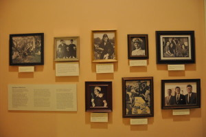 JFK Presidential Library - Kennedy family exhibit 1