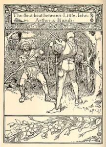 Merry Adventures of Robin Hood - Little John
