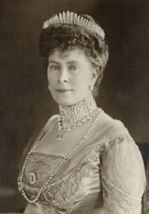 Queen Mary - Fringe Tiara
