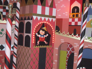 Small World 2009 Pinocchio 1