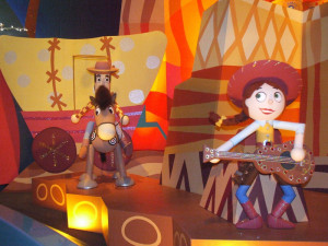 Small World 2009 Toy Story 1
