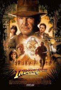 Kingdom of the Crystal Skull poster