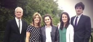 Schlossberg family