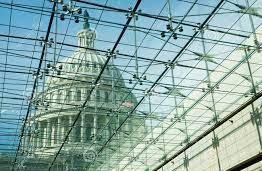 Capitol Visitor Center - interior 2
