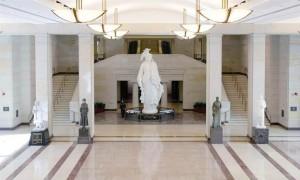 Capitol Visitor Center - interior