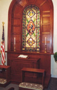 Capitol chapel
