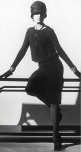 Chanel Little Black Dress 1926 Vogue