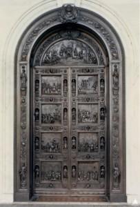 Columbus Door