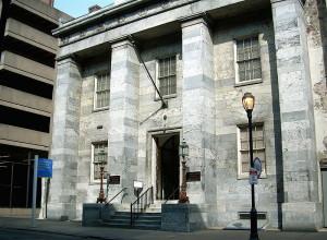 Franklin Institute - original building
