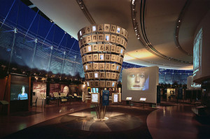 National Constitution Center - We the People - interior