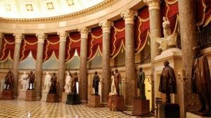 National Statuary Hall - left