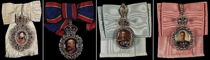 British Royal Family Orders