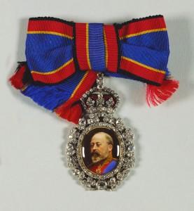 King Edward VII Royal Family Order