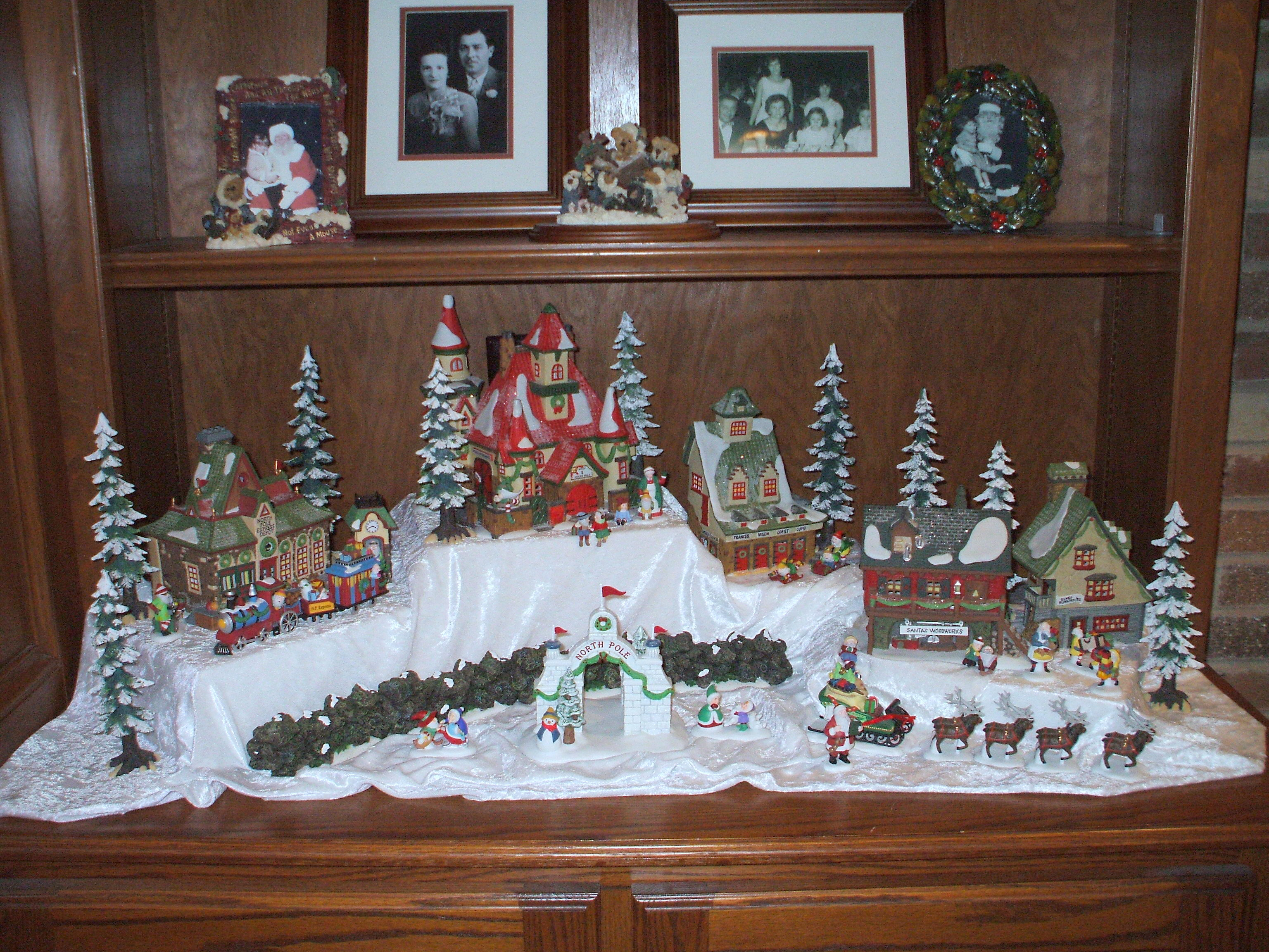 Decor – Department 56 North Pole Village | The Enchanted Manor