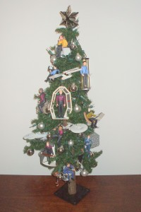 Star Trek tree 2011
