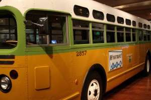 2009 Henry Ford - Rosa Parks bus