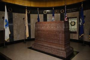 Lincoln's Tomb interior