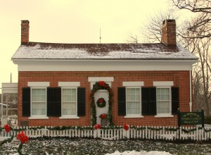 Thomas Edison's Boyhood Home