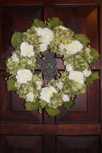 Easter - front door