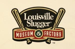 Louisville Slugger sign 1