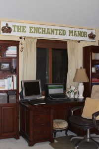 The Enchanted Manor office 1