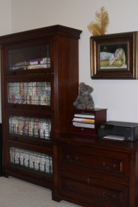 The Enchanted Manor office 2