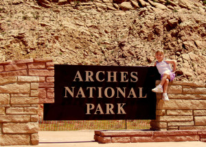 Arches NP 2004