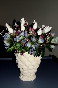 California room floral arrangement