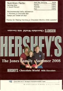 Hershey 2008