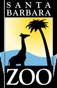 Santa Barbara Zoo sign 1