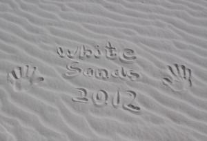 White Sands 2012 2