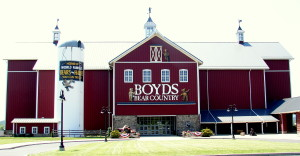 2008 Boyds Bear Country